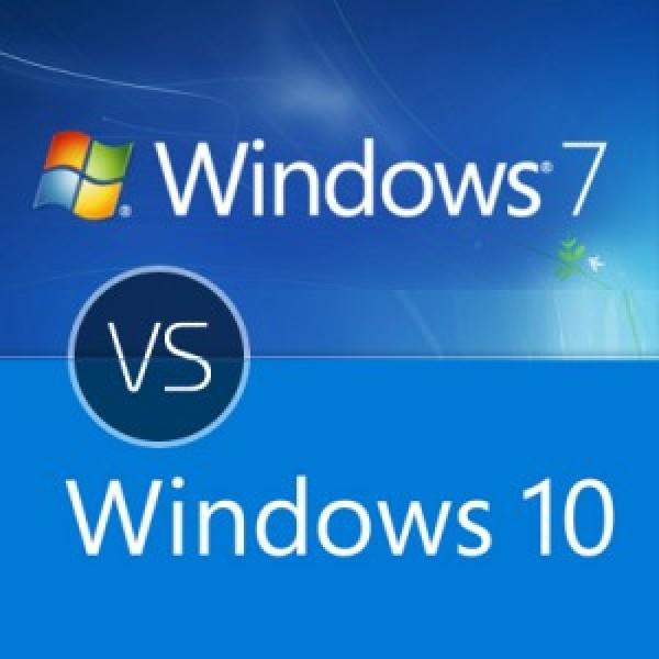 Windows 7 czy Windows 10